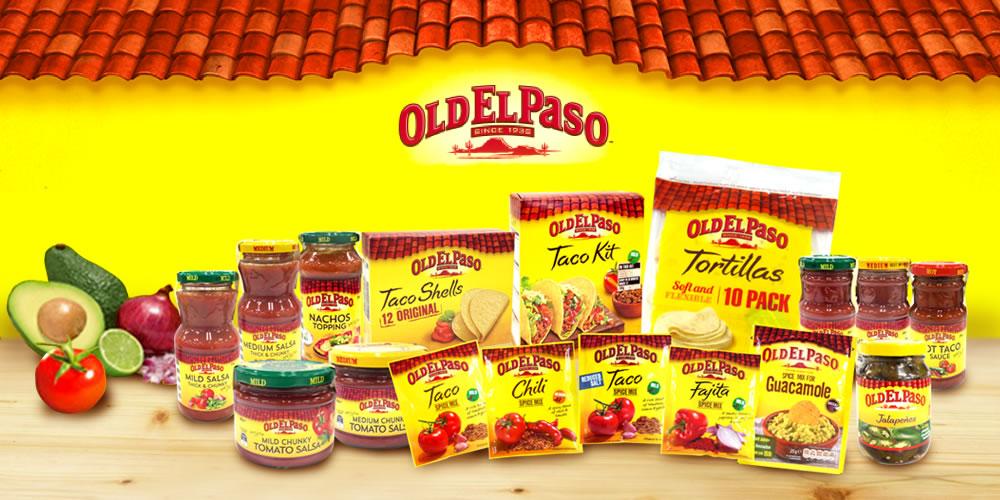 OLD EL PASO(オールドエルパソ)