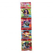 ディズニーキャラクター トイ・ストーリー ビッグボタンチョコレート 4バッグ