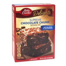 ベティクロッカー チョコレートチャンクブラウニー ミックス 510g