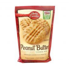 ベティクロッカー ピーナッツバタークッキー ミックス 496g