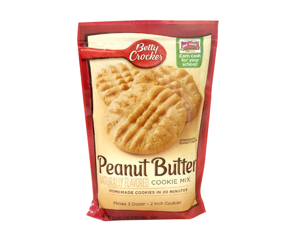 クッキーミックス ピーナッツバタークッキー ミックス 496g
