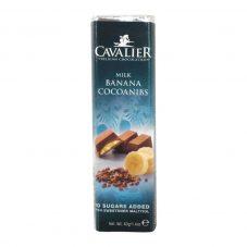 カバリア ミルクチョコレート バナナ&カカオニブ 40g