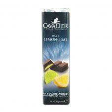 カバリア ダークチョコレート レモン&ライム 40g