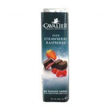 カバリア ダークチョコレート ストロベリー&ラズベリー 40g