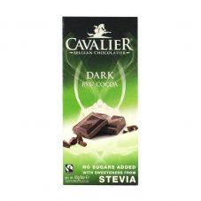 カバリア ステビア ダークチョコレート 85g