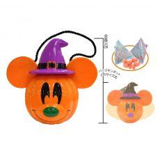 ディズニーキャラクター ミッキーマウス パンプキンビッグポット