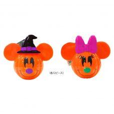 ディズニーキャラクター ミッキー&ミニー パンプキンポット