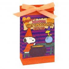 スヌーピー スヌーピー ハロウィン チョコレートスタンドバッグ