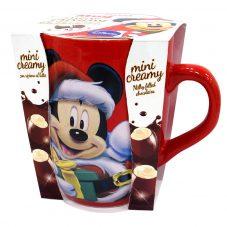 ディズニーキャラクター ミッキーマウス クリスマス チョコレートマグカップ