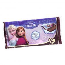 ディズニーキャラクター アナと雪の女王 6パックチョコレート