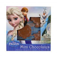 ディズニーキャラクター アナと雪の女王 フィギュアチョコレート 40g