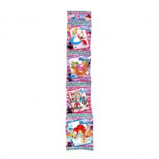 ディズニーキャラクター 不思議の国のアリス ミニハートクッキー4バッグ