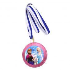 ディズニーキャラクター アナと雪の女王 メダルチョコレート