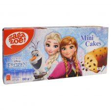 ディズニーキャラクター アナと雪の女王 ミニケーキ