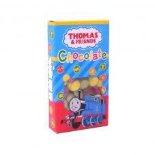 トーマス トーマス チョコレートミニバンクリフィル