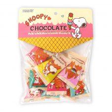 スヌーピー スヌーピー アイスクリームシェイプチョコレートバッグ