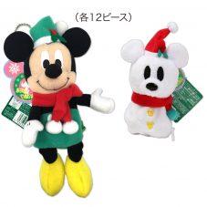 ディズニーキャラクター ミッキーマウス クリスマス ドールポーチ