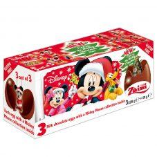 ディズニーキャラクター ミッキー&フレンズ クリスマスチョコレートエッグ