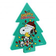 スヌーピー スヌーピー クリスマス ツリーシェイプケース