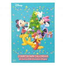 2018年クリスマス ミッキー&フレンズ カウントダウンカレンダー