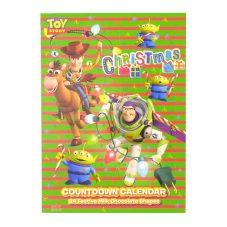 2018年クリスマス トイ・ストーリー カウントダウンカレンダー