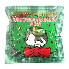 2018年クリスマス スヌーピー クリスマス コンフェクショナリーバッグ