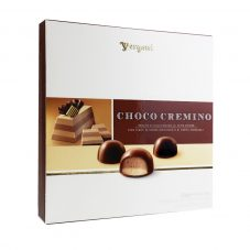 ヴェルガーニ クリームフィリングチョコレート ギフトボックス(チョコクレミーノ) 220g