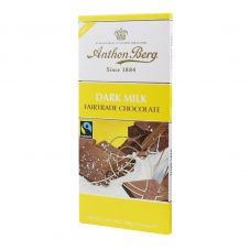 アンソンバーグ フェアトレードチョコレート ダークミルク 100g