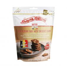 ベルジャンバターズ ココアアーモンドシン チョコレート(パウチ) 120g