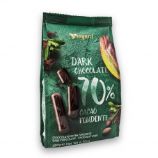 ヴェルガーニ ダークチョコレート スティック カカオ70%